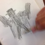 Storyboard image - by Jerry
