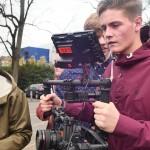 Action Film crew