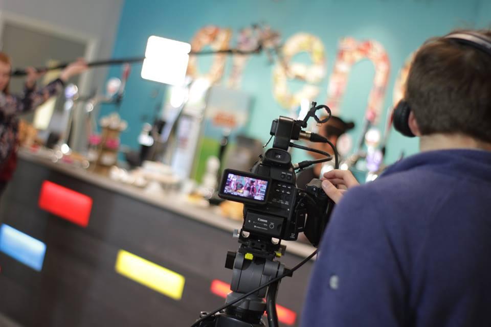 filming at mac